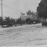 image snow-on-hollywood-and-vine-in-1920s-jpg